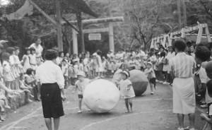 槇峰保育園昭和36年