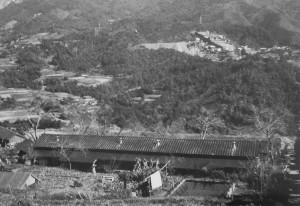 選鉱場遠景