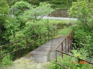 美々地谷川の橋(2)